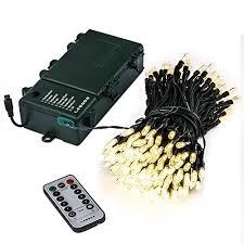 outdoor battery christmas lights discount christmas lights amazon com