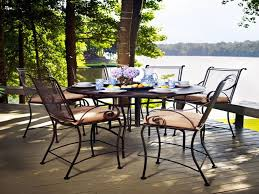 Best Wrought Iron Patio Furniture - wrought iron patio furniture cushions home and garden decor
