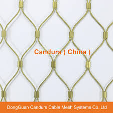 metal climbing plant support mesh stainless steel decorrope