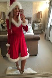 santa dress luxury velvet santa dress want that trend