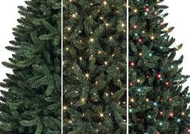 unlit vs pre lit artificial christmas trees a comparison tree