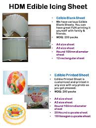 where to buy edible paper edible color icing sheet products korea edible color icing sheet