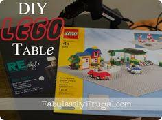 Children S Lego Table How To Turn A Coffee Table Into A Lego Table Easier Than It Looks