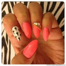 f ball info long stiletto nail designs html
