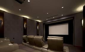 Home Theater Lighting Design Gorgeous Design Idfabriekcom - Home lighting design