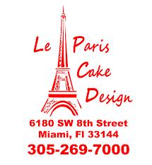 go design le paris cake design bakery home