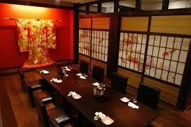 beautiful japanese restaurant design ideas contemporary
