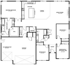 aho construction floor plans 4008 providence ln for sale pasco wa trulia