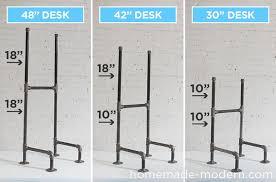 Diy Standing Desk Modern Ep74 Standing Desk