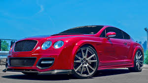 matte red bentley dub magazine ice t u0026 coco timeless
