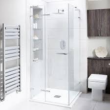 Shower Hinged Door Liquid Hinge Door 800 Bathstore