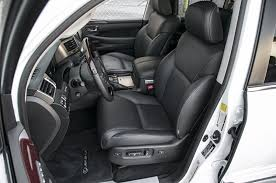 lexus lx 570 interior tuning 2015 lexus lx 570 first test motor trend