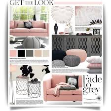 Dusty Pink Bedroom - dusty pink u0026 grey tones polyvore