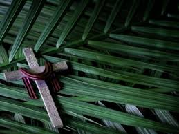 palm sunday crosses silver cross palm sunday branches motion worship worshiphouse