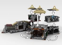 jurassic world jeep lego lego ideas jurassic park visitor center