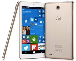 Muito Alcatel OneTouch PIXI 3 8-inch Windows 10 tablet and PIXI 4 series  #PG34