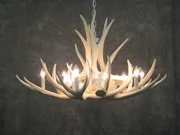 Deer Antler Light Fixtures 15 Photos Antler Chandeliers Chandelier Ideas