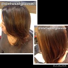 wash hair after balayage highlights six twenty seven balayage results on natural african american hair