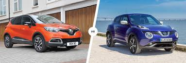 renault stepway price renault captur vs nissan juke crossover clash carwow