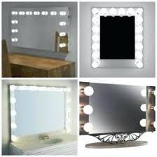 Square Vanity Mirror Lighted Vanity Makeup Mirror U2013 Thewritefit Us