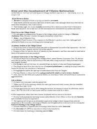 Intensive And Reflexive Pronouns Worksheet Rizal And The Development Of Filipino Nationalism
