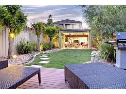 easy backyard landscaping ideas pictures photo gallery backyard