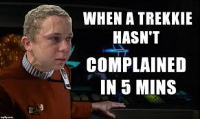 Meme Generator Star Trek - its a strain imgflip