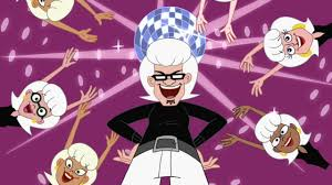 image bobbi under the disco ball jpg phineas and ferb wiki