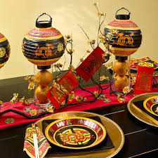 China Home Decor Decorating Beautiful Simple Table Setting For Celebrate