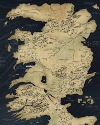 Map Westeros Lands Of Ice And Fire Reviews Rezepte Reisen