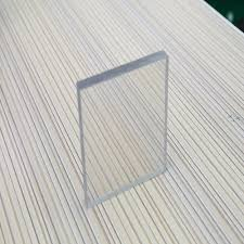Clear Patio Roofing Materials by Pc Granules Factory Price Virgin Extrusion Polycarbonate Plastic
