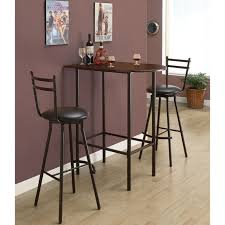 2 Person Dining Table And Chairs Tall Table With Stools Tall Kitchen Table Home Decorator Tall