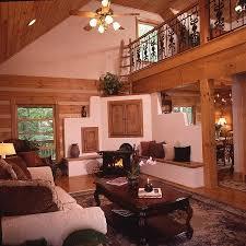 Best Log Home Interior Designs  Honest Abe Log Homes Images On - Interior design for log homes