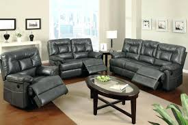 Grey Leather Sofa And Loveseat Gray Leather Sofa Adventurism Co