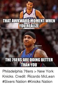 New Nba Memes - ward moment you realize the 76ersaredoing better than you