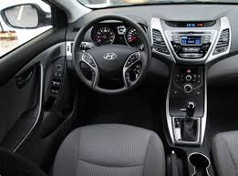 Hyundai Elentra Interior Used Hyundai Elantra Sedan 2011 2015 Review