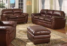 Distressed Leather Sofa Brown Leather Sofa Set Home Design Ideas