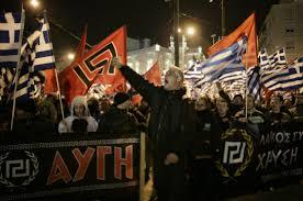 Golden Dawn Flag Far Right Golden Dawn Is Exploiting A Darker Side Of Greece U0027s