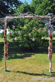 wedding arches rentals in houston tx wooden wedding arches wood ceremony arches wedding ceremony
