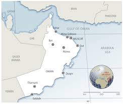 Gulf Of Mexico Block Map by Unlocking Potential In Oman Locations Bp Magazine Bp