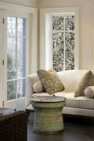 decorating luxury living room design with artscape window film
