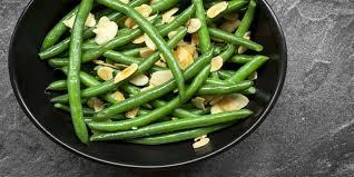 cuisine haricot vert haricots verts aux chignons recettes femme actuelle