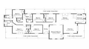 floor plans for 5 bedroom homes 5 bedroom modern house plans homes floor plans zanana