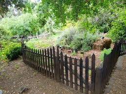 organic gardening with picket fences organic gardening can be a
