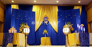 Curtains Wedding Decoration Aliexpress Com Buy New Style Luxury Wedding Backdrop With
