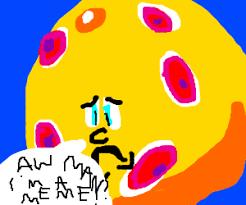 Pacman Meme - aw man i m a meme