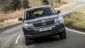 skoda kodiaq 2017 skoda kodiaq uk review motor1 com photos