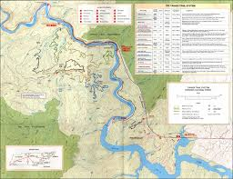 Mt Hood Trail Map Us National Whitewater Center Charlotte Nc Facility Mapus Points
