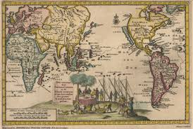 The Map Of America by 12 Maps Of America From Before We Knew What It Looked Like
