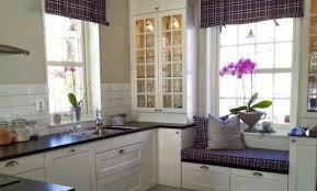 rideaux de cuisine et blanc rideau cuisine design bureau table cuisine coloris chene naturel